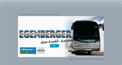 Preview of egenberger-reisen.de